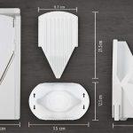 Análisis de la mandolina de Cocina Börner V3 TrendLine